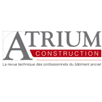 logo atrium construction
