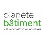 logo planete batiment